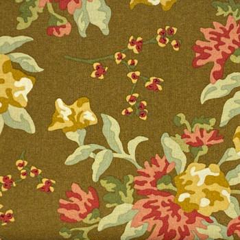 RJR - Autumn Landscapes - Large Floral Print - Brown