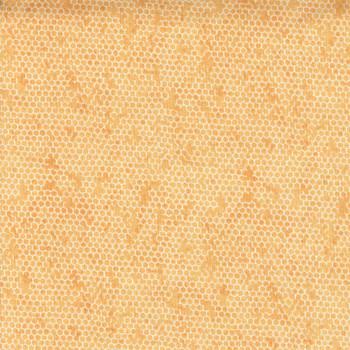 Quilter's Cupboard - Honeycomb - Papaya