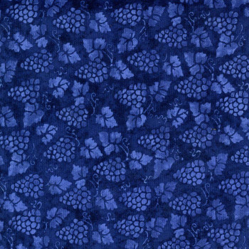 Quilter's Cupboard - Grapes - Midnight