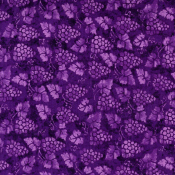Quilter's Cupboard - Grapes - Eggplant