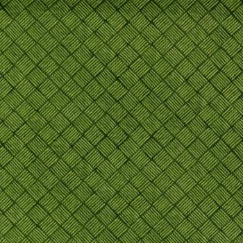 Quilter's Cupboard - Crosshatch - Leaf