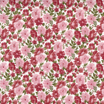 3 Yd Bundle - Rose Medallionis