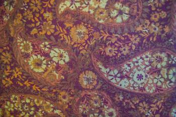 Cotton Blenders SPW219 - Tone on Tone Paisley - Copper