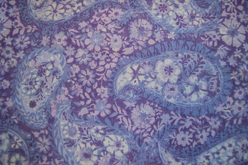 Cotton Blenders SPW219 - Tone on Tone Paisley - Lilac