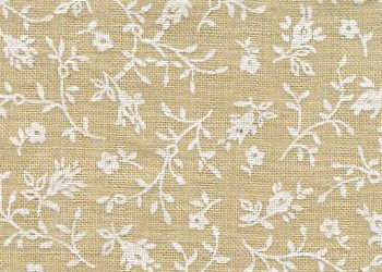 Tone on Tone SPW12 - Floral Vines - Teastain