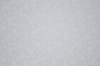 Tone on Tone SPW149 - Circles - White/White