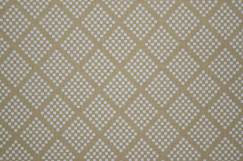 Tone on Tone SPW149 - Check Dots - Teastain