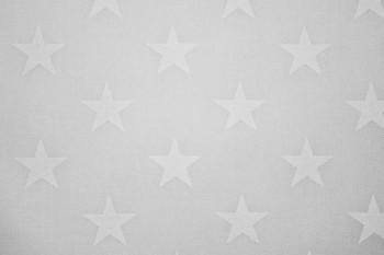 Tone on Tone SPW208 - Stars - White/White