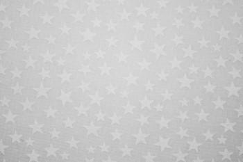 Tone on Tone SPW208 - Patriotic Stars - White/White