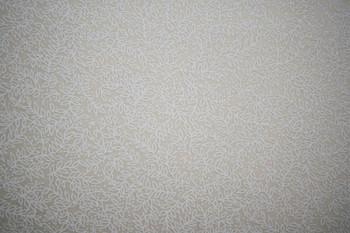 Tone on Tone SPW8 - Ferns - White/Teastain
