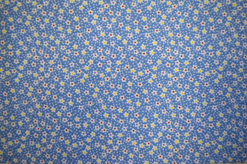 Vintage Miniatures SPW223 - Stars - Blue