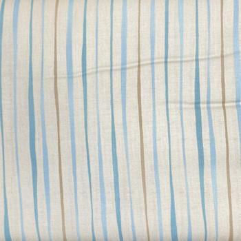 RJR - Jardin Gris - Stripes - Blue