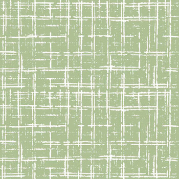 River's Bend - Afternoon in the Park - Plaid - Lt Green
