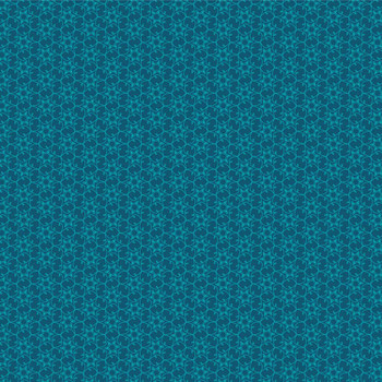 River's Bend - Bohemian Dreamin - Starrygrid - Teal