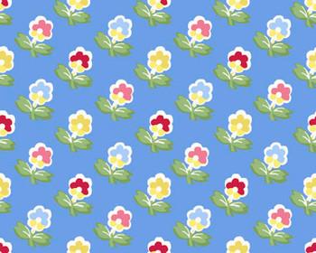River's Bend - Cottage Blooms - Garden - Blue
