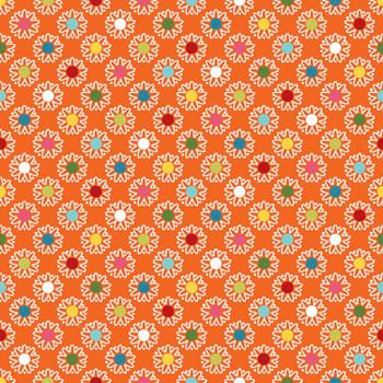 River's Bend - Girl Power - Posies - Orange