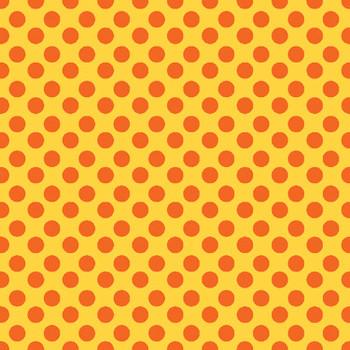 River's Bend - Girl Power - Polka Dots - Yellow