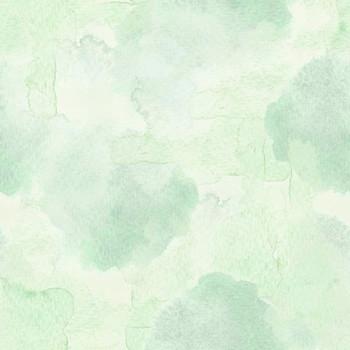 River's Bend - Hope - Watercolor - Lt Green