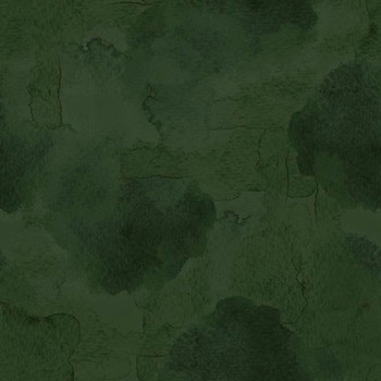 River's Bend - Hope - Watercolor - Dk Green