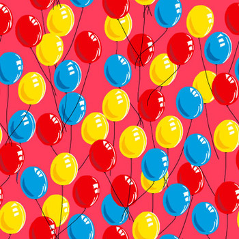 River's Bend - Puppy Dog Tails - Balloons - Raspberry