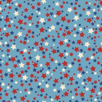River's Bend - Stars of Valor 2 - Little Stars - Lt Blue