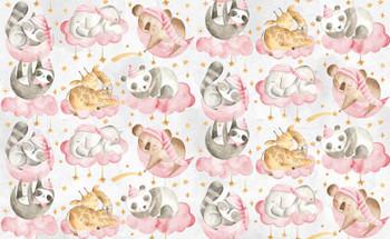 River's Bend - Sweet Dreams - Sleepytime - Pink