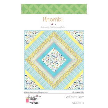 Rhombi Quilt Kit