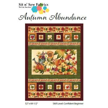 Autumn Abundance Quilt Kit