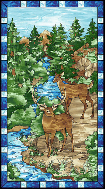Mosaic Forest 1 Panel Kit