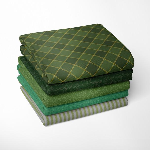 Green with Envy - 5 Yard Bundle