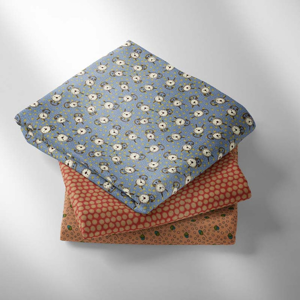 All In A Day's Time - 3 Yard Bundle