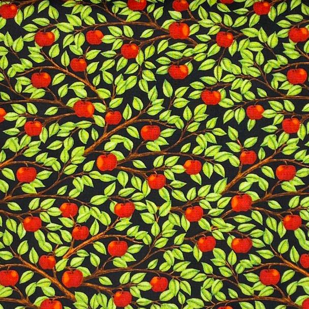Henry Glass - Harvest Millbrook - Apple Trees - Black