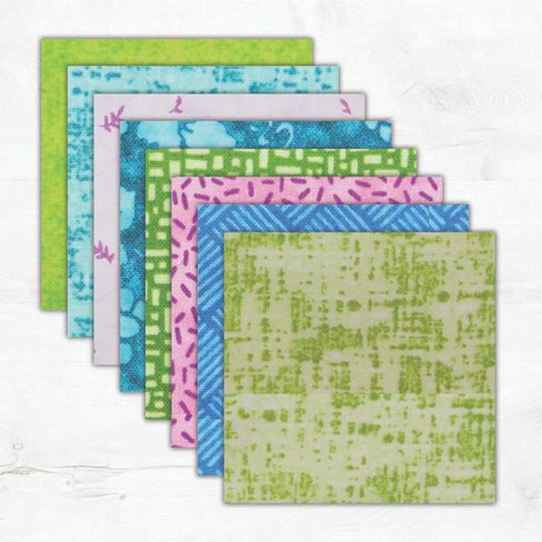 Quilter's Cupboard - Fat Quarter Bundle/21PC - Spring