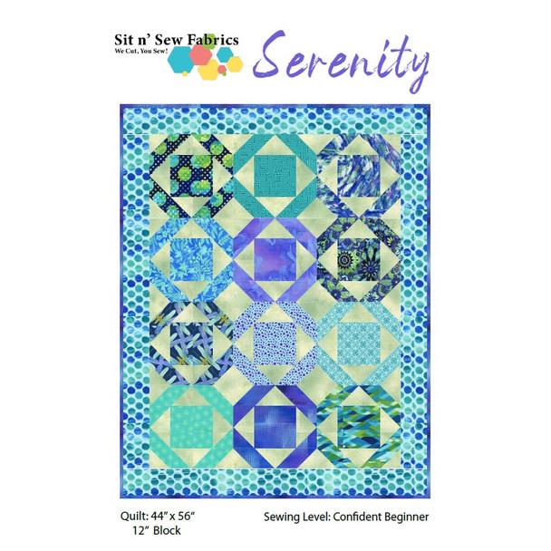 Serenity Quilt Kit