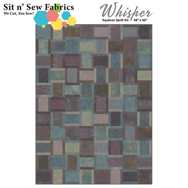 Whisper Equinox Quilt Kit