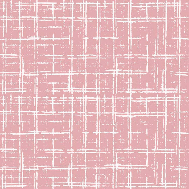River's Bend - Afternoon in the Park - Plaid - Pink
