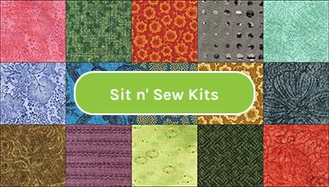 Sit n Sew kits