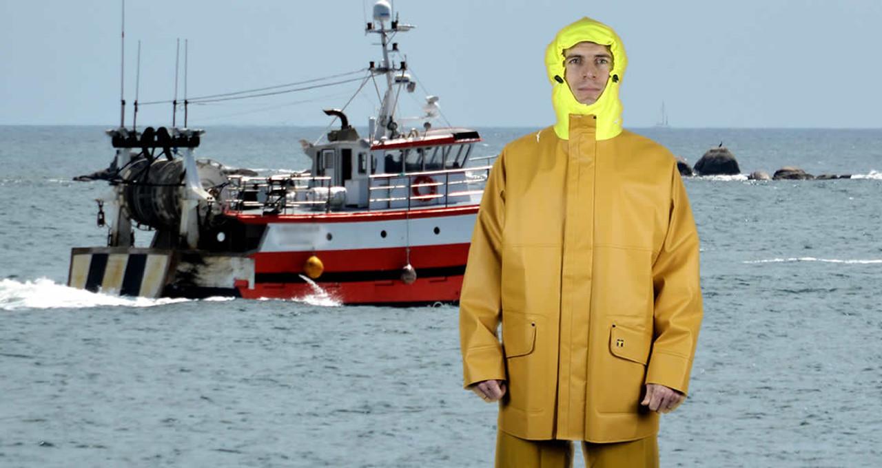 Guy Cotten Fishermens Oilskins