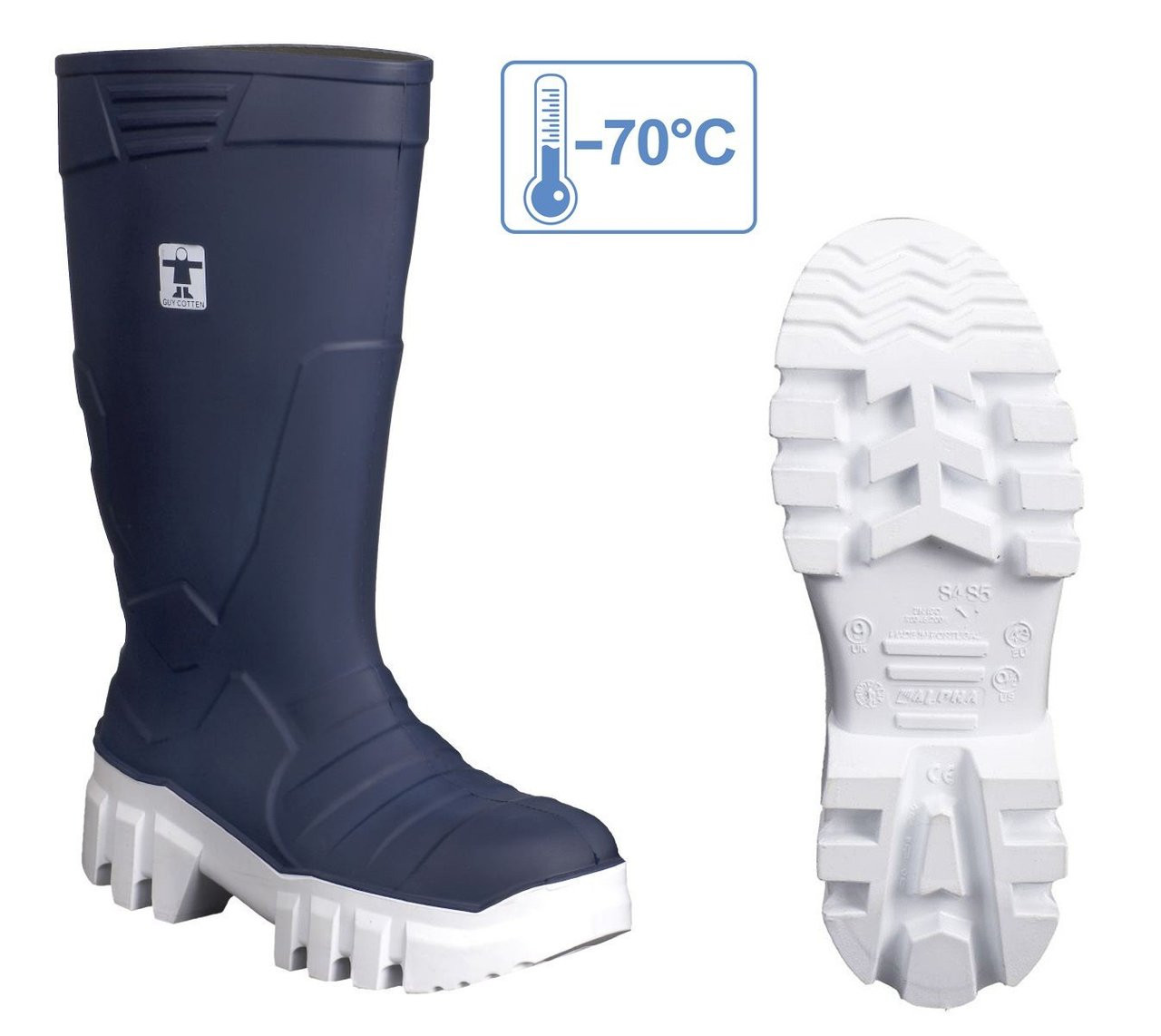 a4ce5b2f3b5 Guy Cotten GC Thermo Boots - Navy