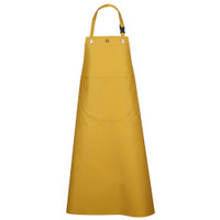 Guy Cotten Isofranc Heavy Duty Apron - Standard Strap Yellow