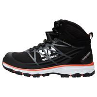 Helly Hansen Chelsea Evolution Lightweight Safety Boots - Black/Orange