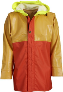 Guy Cotten Isopro Jacket - Nylpeche - Yellow/Orange