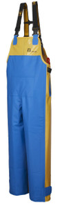 Guy Cotten X-Trapper Bib & Braces - Blue / Yellow