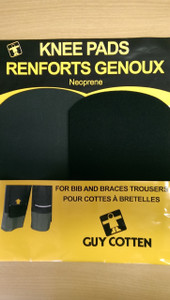 Guy Cotten Knee Pads - packaging