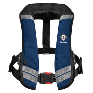 Crewsaver Crewfit 150N XD life jacket automatic in navy