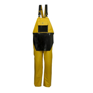 Guy Cotten Nylpeche Bib & Braces - includes Black Apron