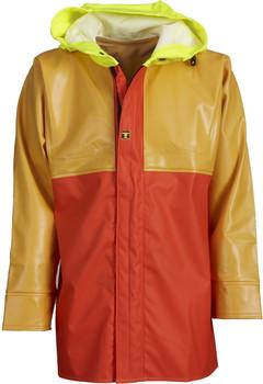 Guy Cotten Isopro Jacket - Nylpeche - Yellow/Orange