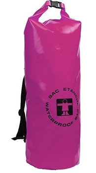 Guy Cotten Dry Bag Backpack 15L in fuschia