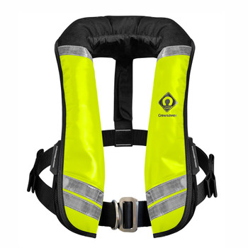 Crewsaver Crewfit 150N XD Lifejacket Wipe Clean Automatic with harness ring