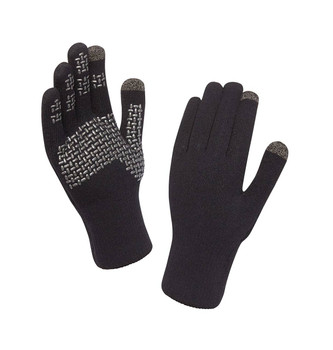 Sealskinz Waterproof and Breathable Ultra-Grip Touch Screen Pads Gloves